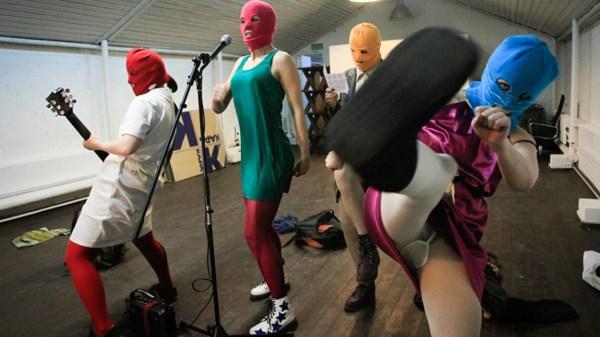 Pussy Riot: Una plegaria punk es un documental que forma parte de la sección Dictator's Cut.