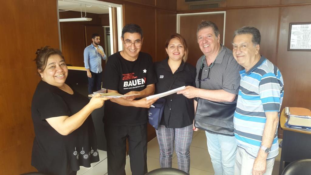 Primer aniversario del acuerdo intercooperativo BAUEN El Descubridor.