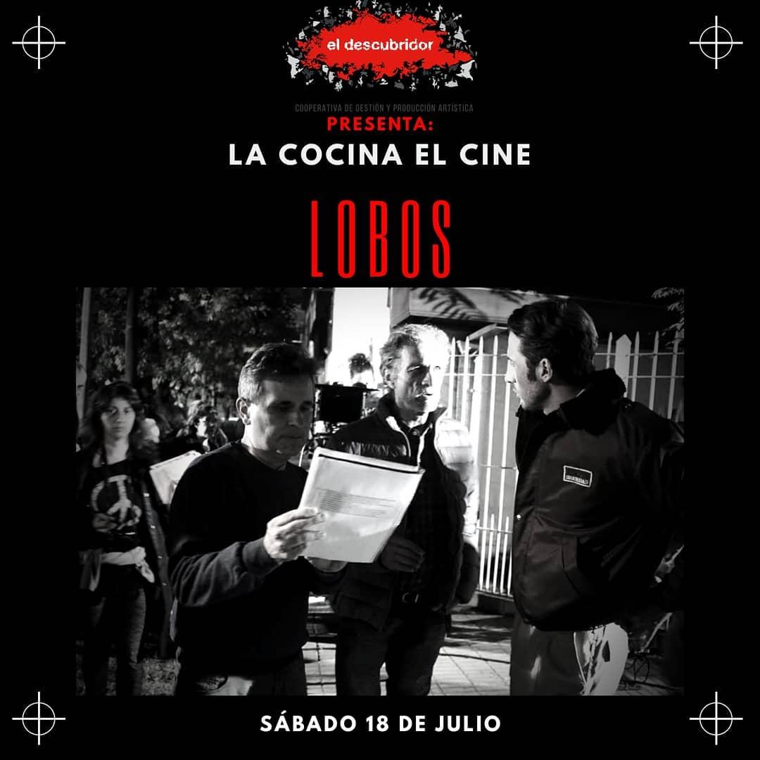 La Cocina del Cine - LOBOS 1