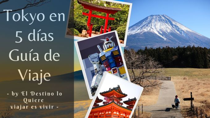 Tokyo guía de Viaje