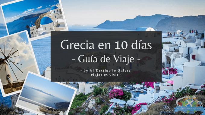 Guía de Viaje por Grecia