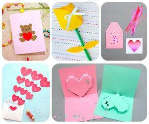 Manualidades para el día de la madre - Pequeocio.com
