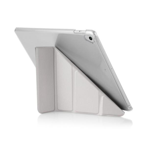 pipetto-ipad-9-7-case-origami-metallic-silver-back-exterior