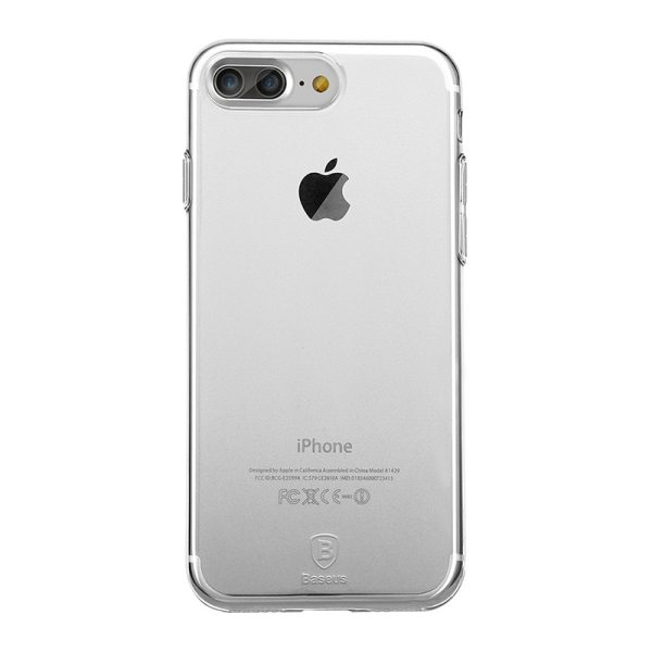 Baseus-High-Transparency-Soft-TPU-Case-For-iPhone-8-8-Plus-Ultra-Thin-Silicone-Case-For