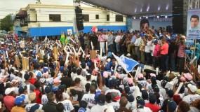Collado exhortó a votar temprano y en orden el domingo 15 de mayo