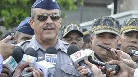 El mayor general Nelson Peguero Paredes,  director de la Policía Nacional. Foto de archivo.