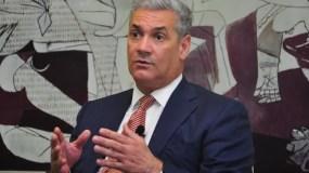 Gonzalo Castillo, ministro de Obras Públicas. Foto de archivo.