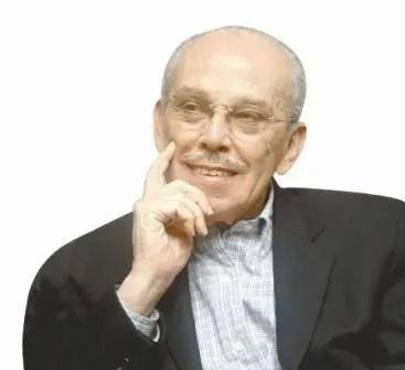 Dr. Rafael Molina Morillo, director de El Día.