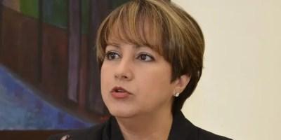 Kirsis Jáquez, presidenta ejecutiva de la  ADAFP.