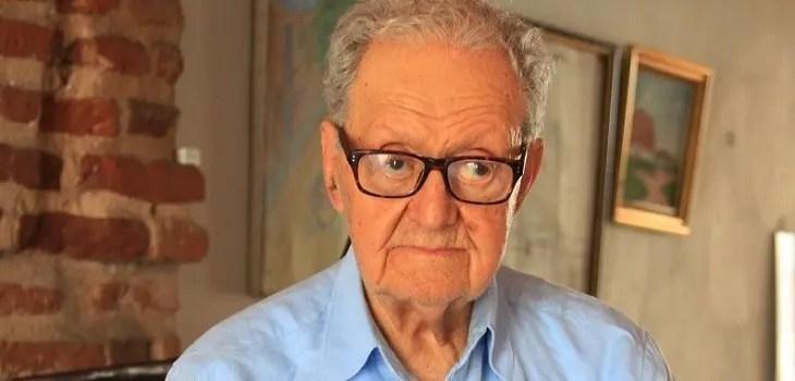 """Rafael """"Bullumba"""" Landestoy falleció anoche a los 93 años de edad."""