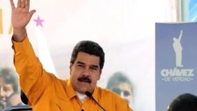 Nicolas Maduro, presidente de Venezuela. AFP