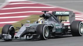 Lewis Hamilton sale favorito para el Gran Premio de Austrialia este domingo.