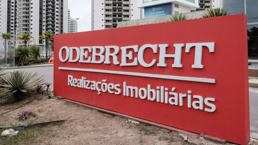 Brazil construction group Odebrecht fined $2.6 bn in bribery scandal