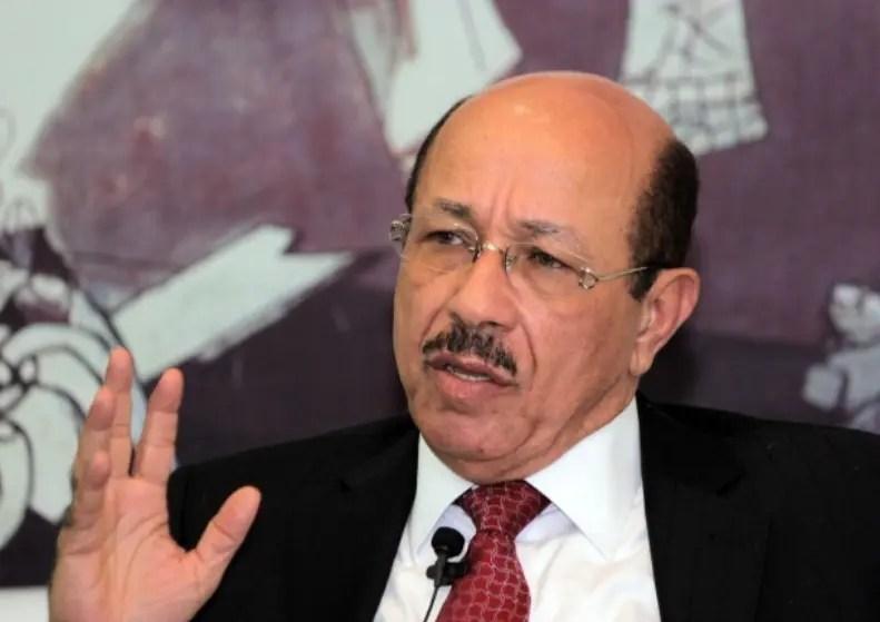 Temístocles Montás, dirigente del PLD.