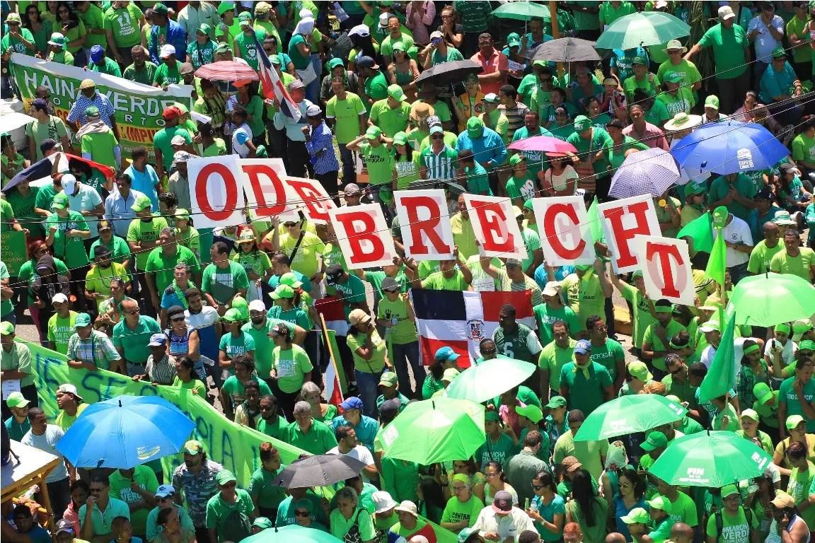 Resultado de imagen para marcha verde santiago