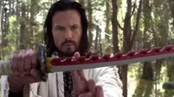 Medina cometió el homicidio con una espada.