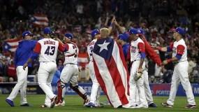 El gran triunfo de Puerto Rico por 3-1 se dio en la sede del Petco Park, de San Diego