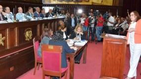 En la actividad estuvieron presentes 73 congresistas, quienes escucharon a los exponentes.
