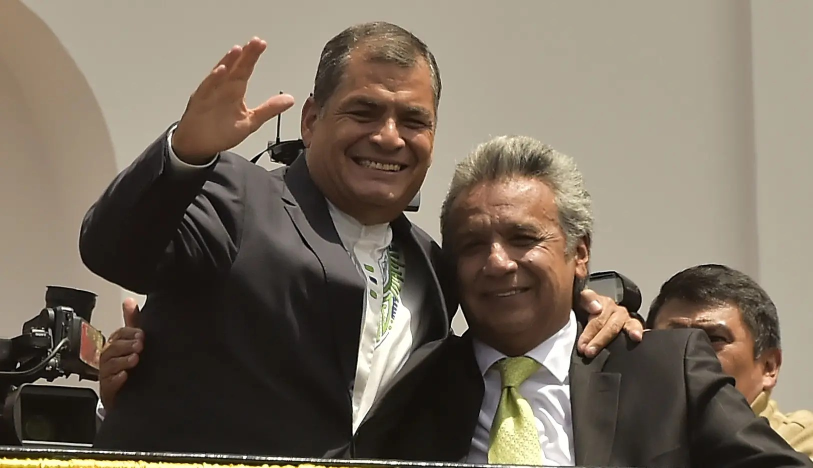 Image result for lenín moreno ecuador
