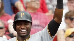 Gregory Polanco, de  Pittsbur