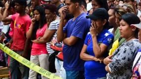 """Oposición """"marcha en silencio"""" tras ola de disturbios en Venezuela. Foto: El Heraldo."""