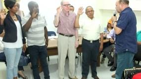José Tejada Gómez encabeza la Junta de Elecciones de Acroarte.