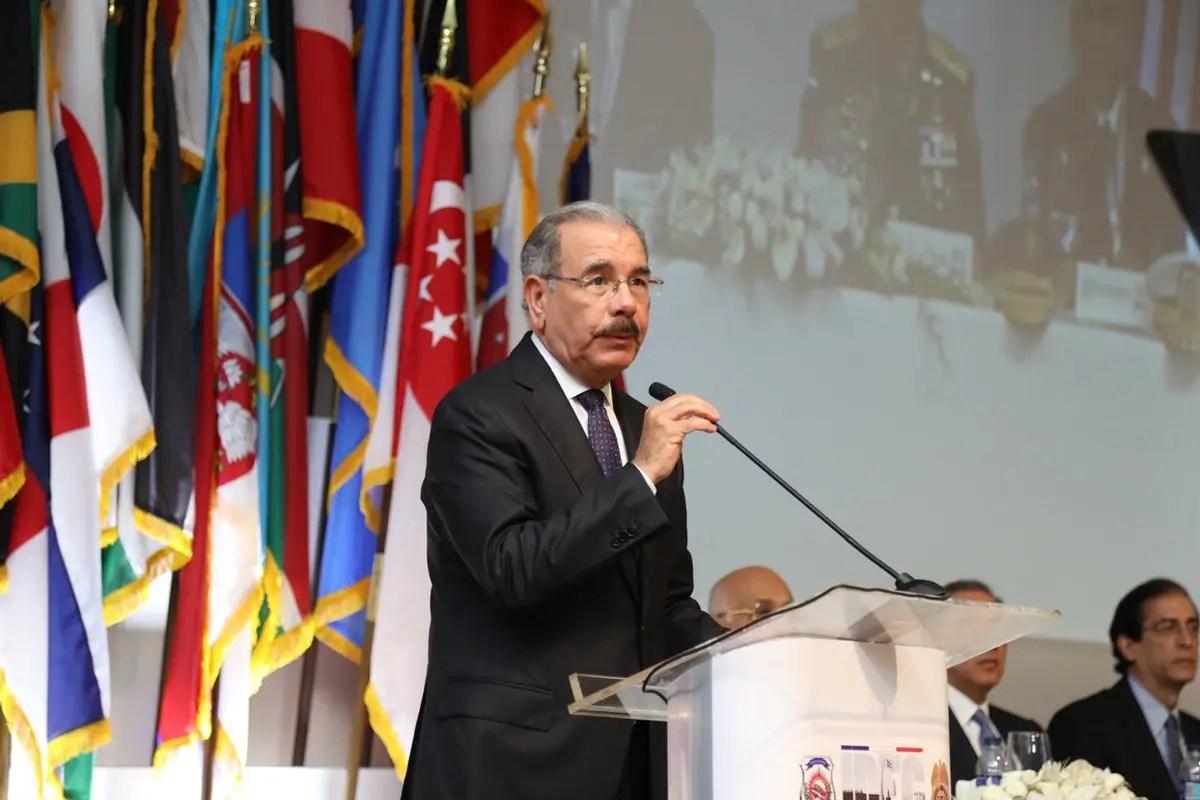 Delegados de 110 países participan en una Cumbre antidrogas en República Dominicana