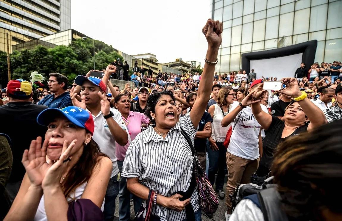 Tesoro EU congela bienes de 8 jueces del máximo tribunal de Venezuela