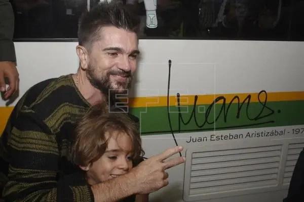 Juanes lanza su disco Mis planes son amarte
