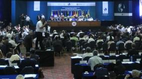 Una resolución sobre la crisis política en Venezuela quedó fuera  de las discusiones   finales del organismo regional.