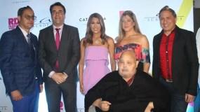 Tony Boga, Iván Cunillera, Carolin Aquino, Patricia Ramela, Alex Macías y Jorge Diep.