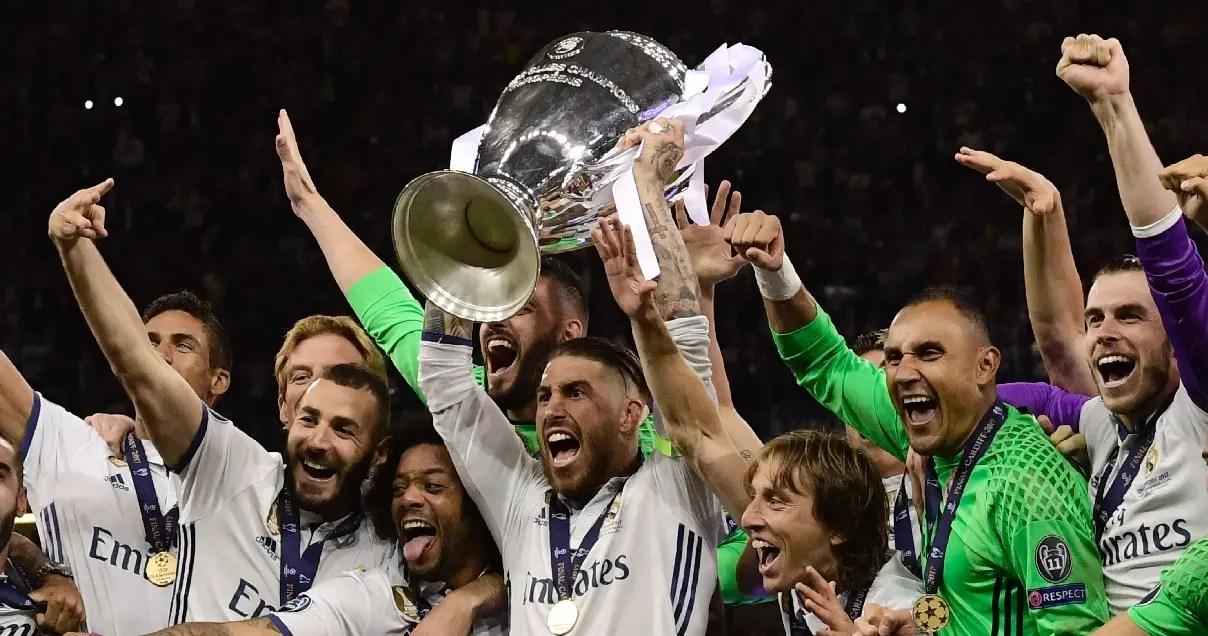 Buffon considera que el Madrid mereció el título