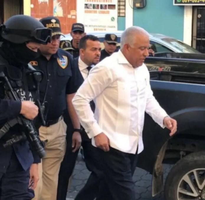 El abogado de Andrés Bautista deposita recurso de apelación