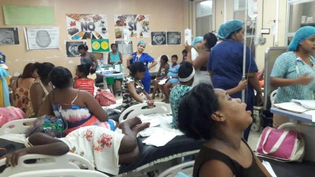 Colegio Médico dice Maternidad La Altagracia murieron 14 niños en una semana