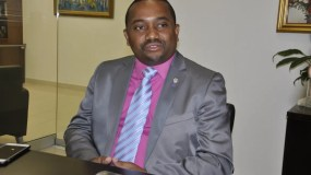 René Polanco, alcalde de Santo Domingo Norte.