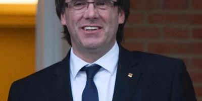 Carles Puigdemont. Foto de archivo.