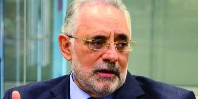 Vitelio Mejía, presidente de la  Lidom. ARCHIVO