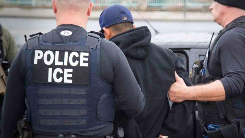 La operación se desarrolló la semana pasada en varios condados de Nueva Jersey y en varios puntos de Nueva York y se produce en medio de un fuerte aumento de las acciones de las autoridades contra inmigrantes irregulares.