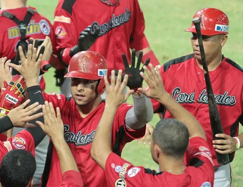 Los Cardenales de Lara son  favoritos para ganar en Venezuela.