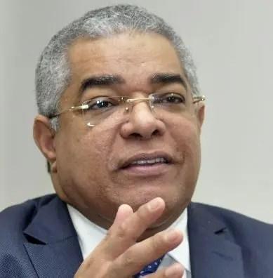Luis Reyes, director general de Presupuesto. Archivo