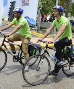 El servicio de primeros auxilios de las bici ambulancias son novedades del cónclave.