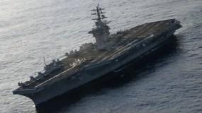 La Segunda Flota gestionará las operaciones en el Atlántico norte.