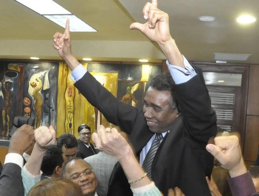 """Félix Bautista ha salido """"ileso"""" de los procesos legales seguidos en el país."""