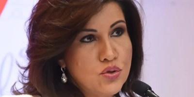 Margarita Cedeño, vicepresidenta de RD.