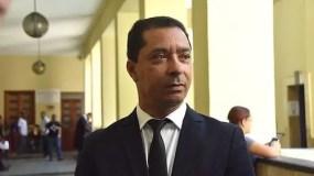 Danilo Lapaix, abogado de Carmen Alcántara Jiménez de Vallejo.