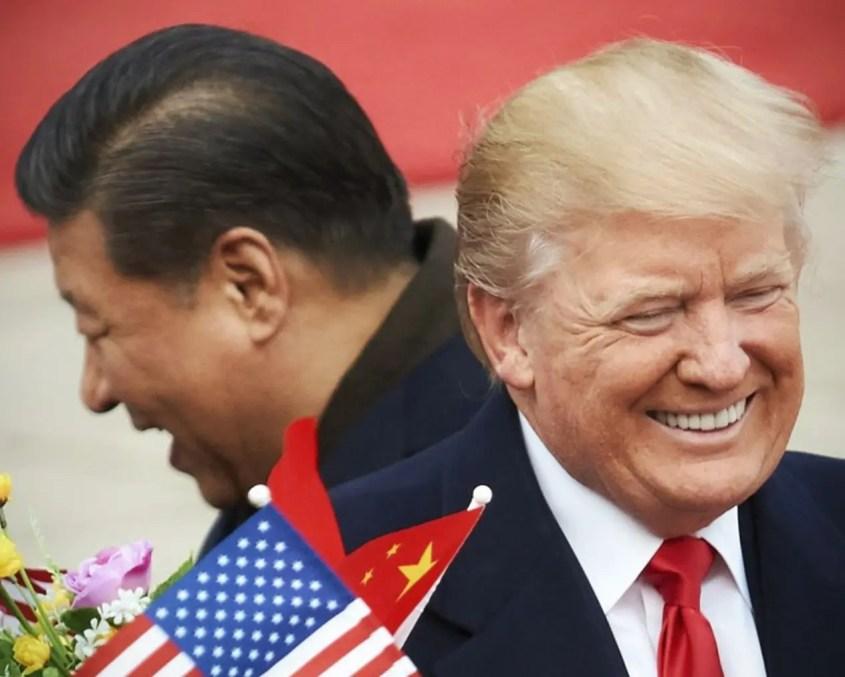El presidente Xi Jinping  garantizó represalias sobre varios productos  norteamericanos.