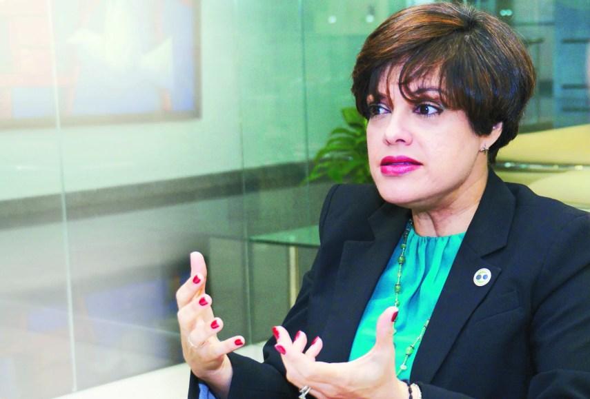 Laura Hernández, directora de la Defensa Pública. ARCHIVO.