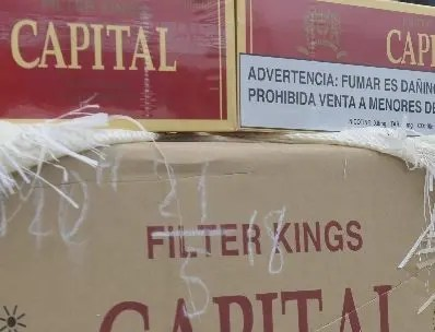 Aduanas refuerza lucha contra contrabando.