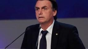 Jair Bolsonaro, candidato a la presidencia de Brasil.