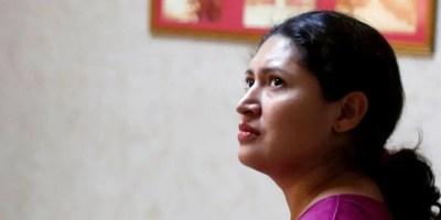 Cecilia Flores es la mujer que el Vaticano reconoce como la receptora del milagro que permite la canonización de monseñor Romero.